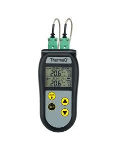ETI ThermaQ Two Channel Thermometer