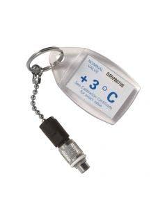 ETI PT100 Test Cap (3°C)