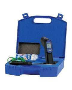 ETI RayTemp 8 Infrared Thermometer Kit