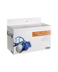 Drager X-plore 3300 (Medium) Chemical Workset