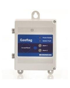 Crowcon Gasflag - Single Channel Control Panel