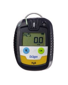 Drager Pac 6500 Hydrogen Sulphide personal gas monitor - 8326330