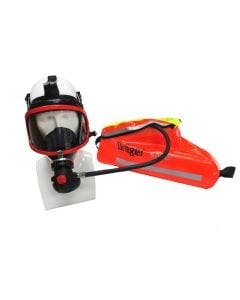 Drager Saver PP10 Emergency Escape Breathing Apparatus (Soft Case)