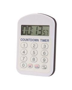 ETI Water Resistant Countdown Timer