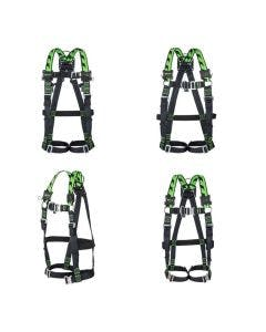 Miller H-Design 2 Point Harness with Stretch Webbing