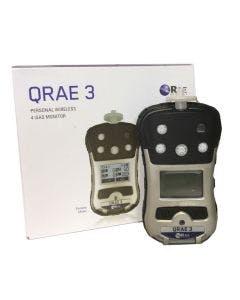 QRAE 3 Multi Gas Detector  LEL/O2/H2S/CO (Non-Wireless)